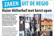 Nieuwsbericht: Hart van Enschede 03 december 2015