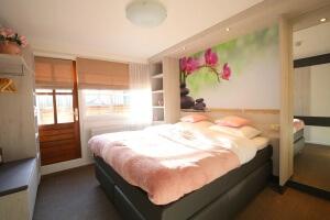 Hotelkamer rose